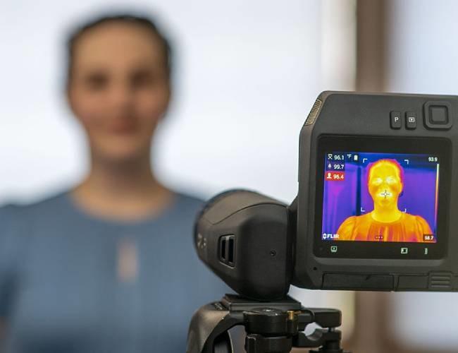 Como câmeras termográficas estão ajudando no combate à ...